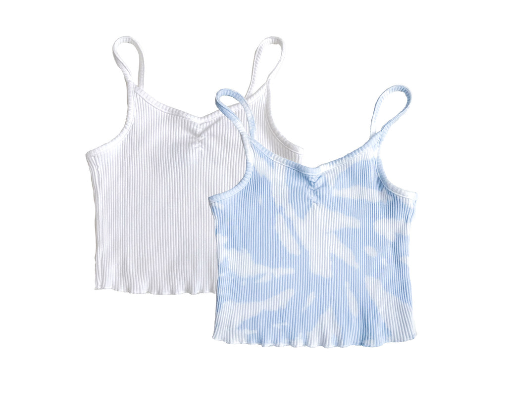 Nat Rib Cami Bundle