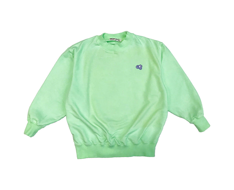Gelati Custom Embroidery Retro Sweat