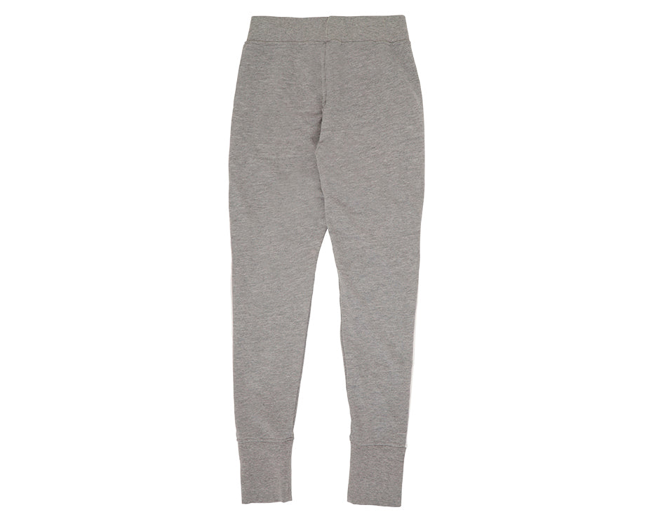 Tia Grey/Pink Sport Stripes Track Pant