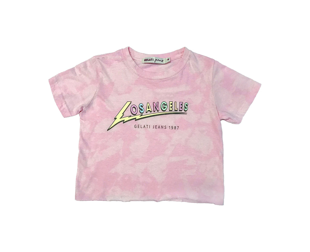 Dreamy L.A. Crop Tee