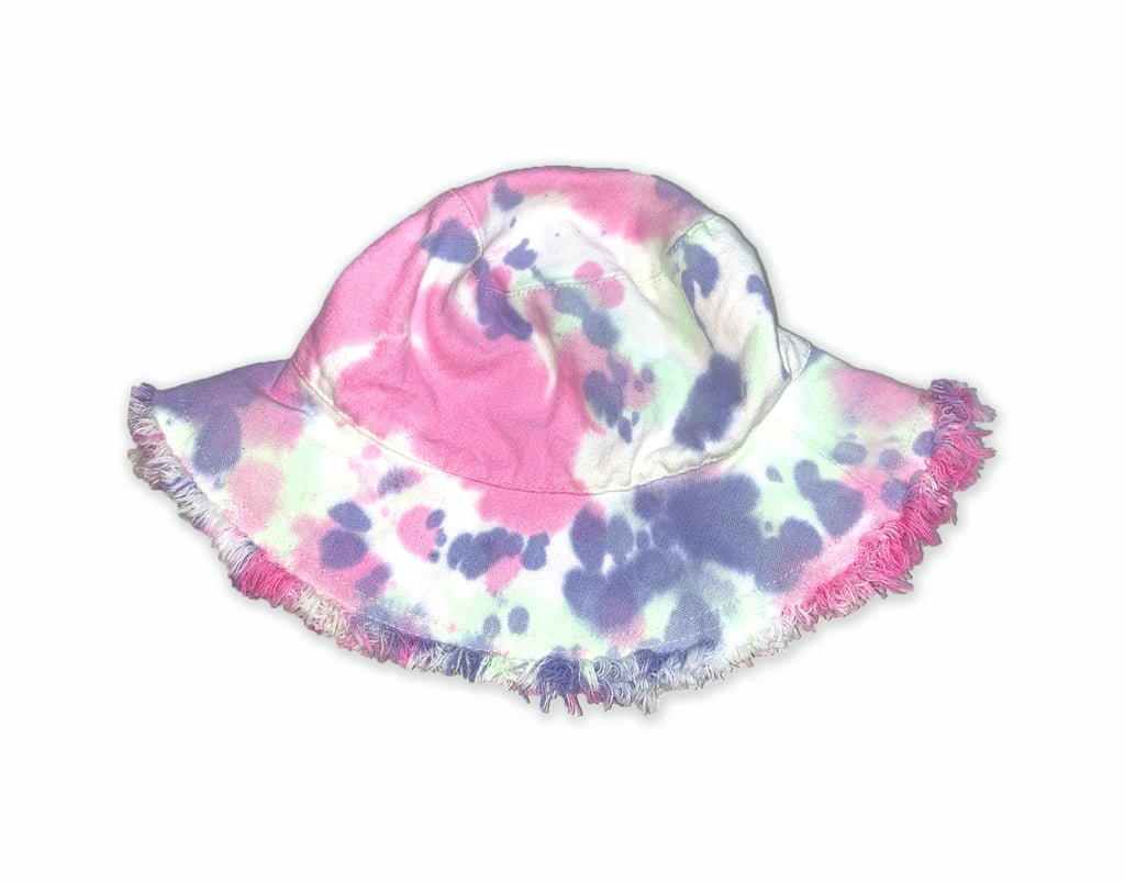 Tammy Reversible Tie Dye Bucket Hat