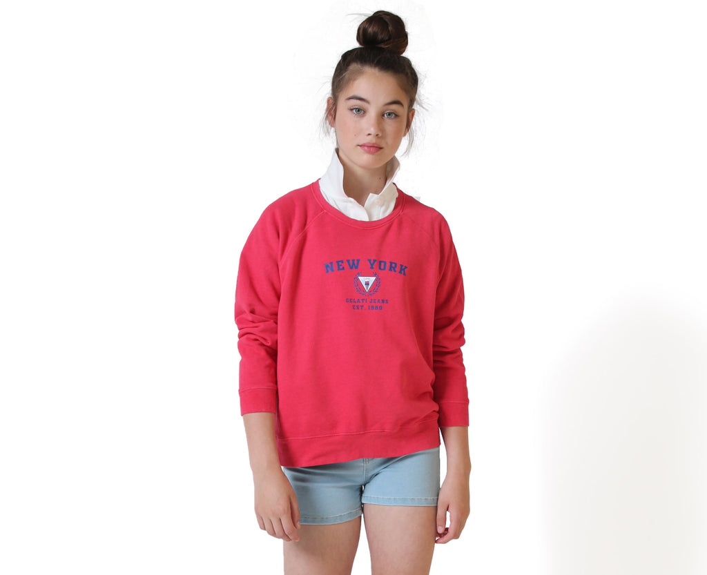 New York Sweat - Red