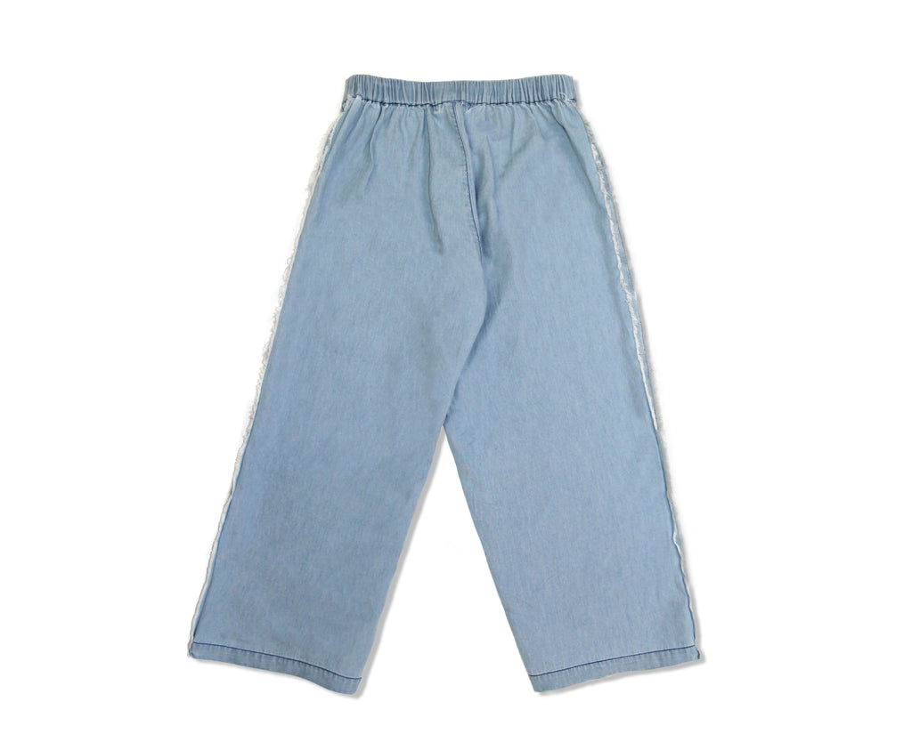 Maisie Chambray Culotte