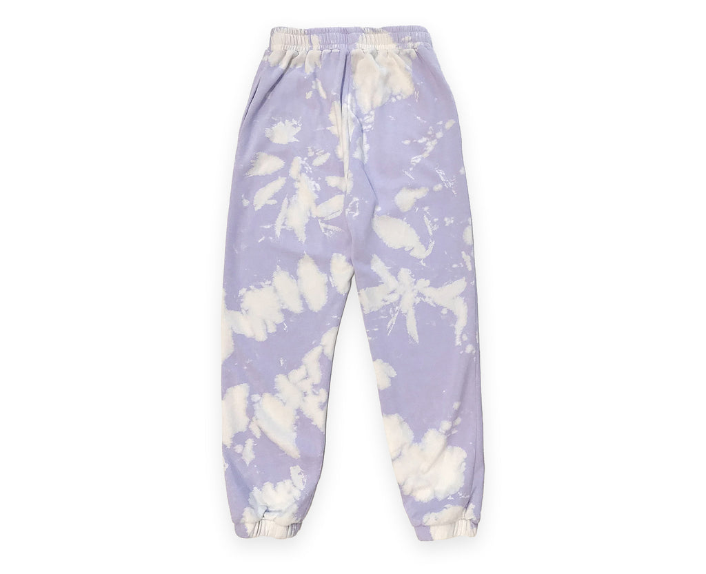 Lilac Swirl Track Pant