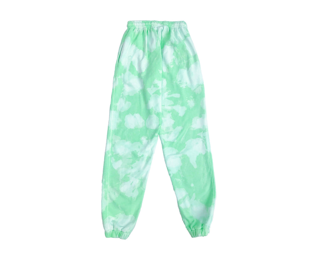 Spearmint Cloud Track Pants