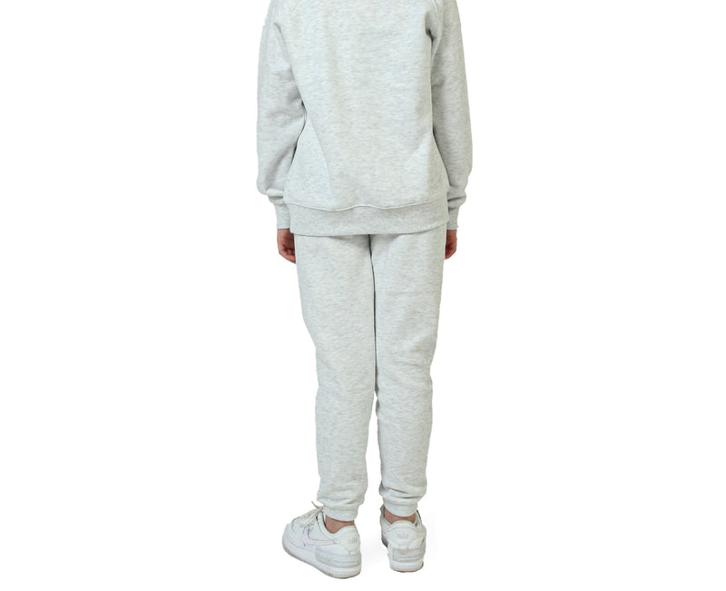 Beverly Hills Track Pants - Grey Marle