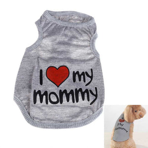 Summer Pet Dog Puppy Clothes