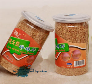 Aquarium 660ML Freeze Dried Pearl Shrimp