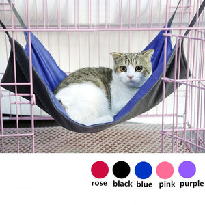 Waterproof Cat Hammock Soft Bed