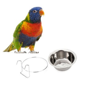 New Stainless Steel Pet Bowl