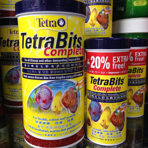 Tetra Discus granules tropical fish food