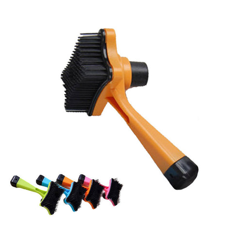 Cat Multi functional Plastic Brush