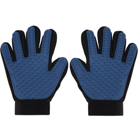 2Pcs Pet Brush Glove