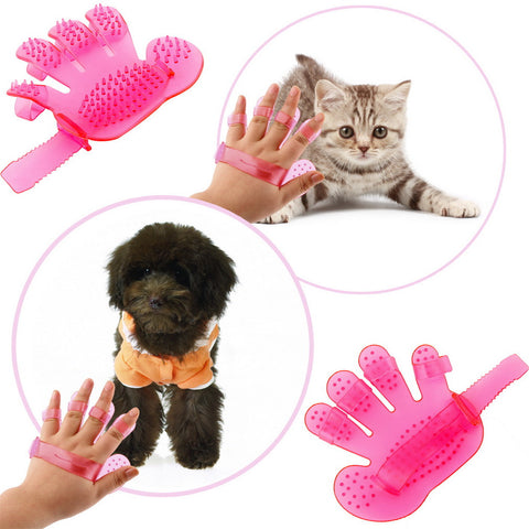Pet comb massager