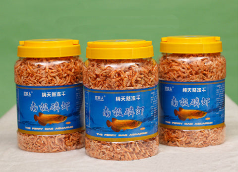 Aquarium fish food