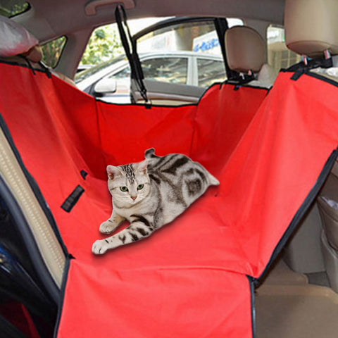 Waterproof Cat Pet Car Seat Protector