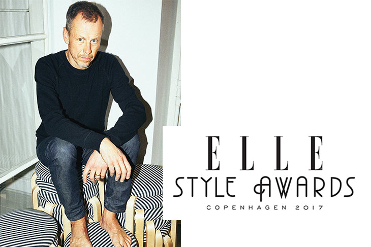 MADS NØRGAARD – COPENHAGEN IS NOMINATED FOR ELLE STYLE AWARDS 2017