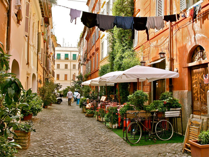 TRAVEL IN STYLE: KASPER STEENBACH'S GUIDE TO ROME