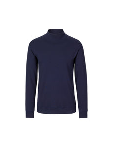 You added <b><u>Cotton Rib Stelt Rollneck, Navy</u></b> to your cart.