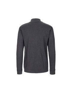 Cotton Rib Stelt Jacket, Charcoal Melange