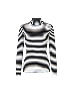 Soft Stripe Tuqqa X-long, Black/White