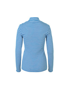 2x2 soft stripe Tuqqa X-long, White/Blue /Blue