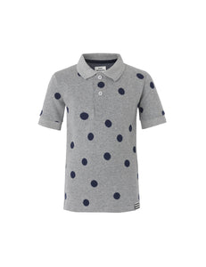 You added <b><u>Pique Dot Tavino, Grey Melange/Navy</u></b> to your cart.