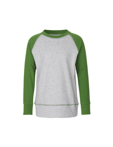 You added <b><u>Cotton Rib Steltino Contrast, Garden Green/Grey Melange</u></b> to your cart.