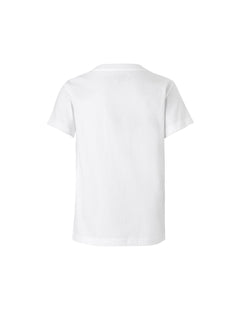 Printed Tee Thorlino Yes, White