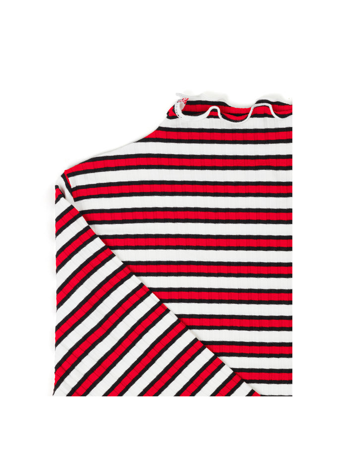 5x5 Stripe Stripe Trutte s, Red/Black