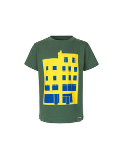 Printed Tee Thorlino House, Pineneedle