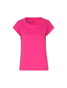 You added <b><u>Organic Favorite Teasy Tee, Shocking Pink</u></b> to your cart.