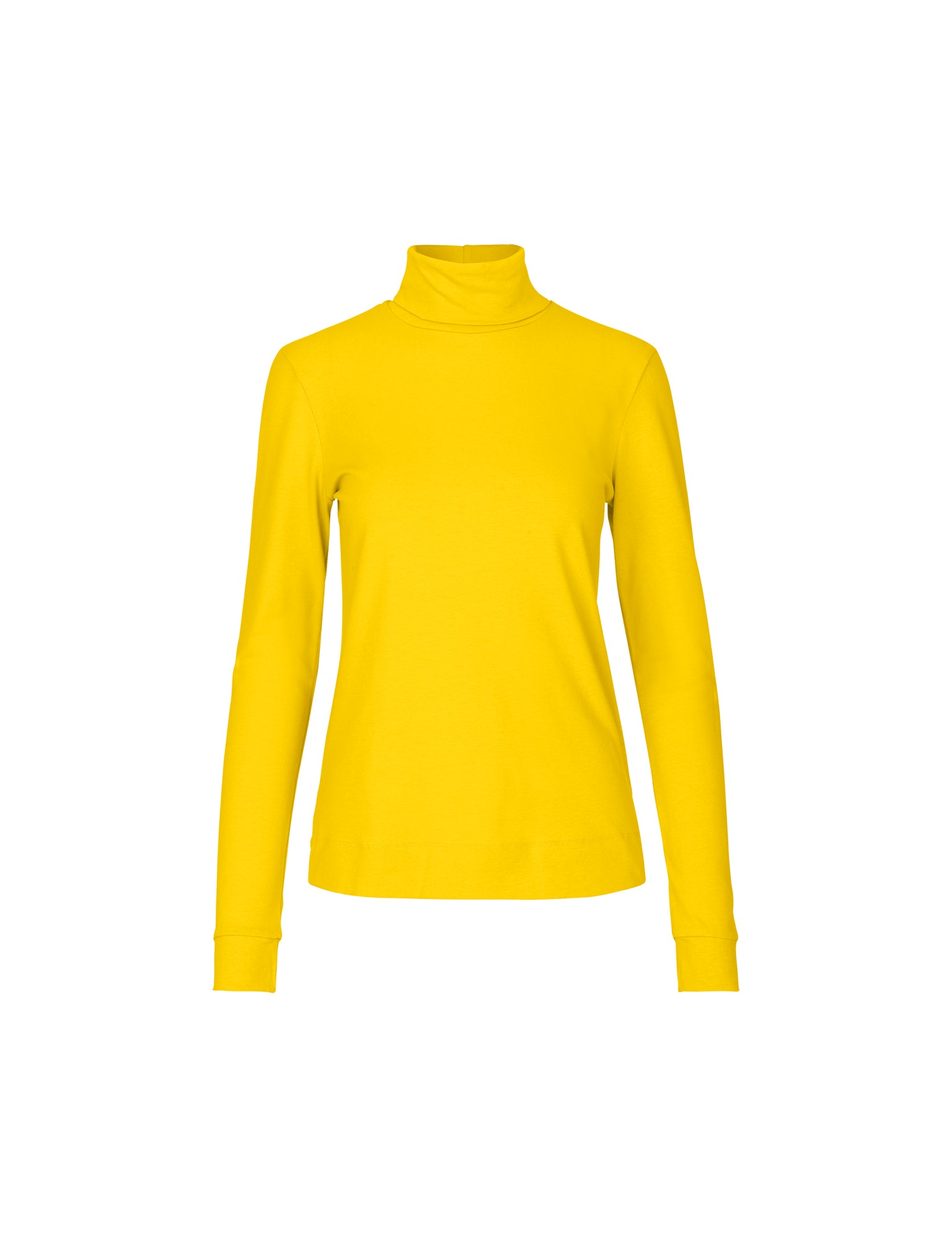 Organic Single stretch Thora, Yellow