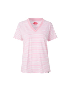 You added <b><u>Organic Fav Stripe Trimmy V, White/Rose</u></b> to your cart.