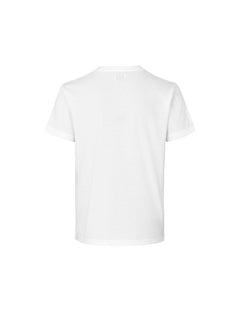 Printed Tee Thorlino, White