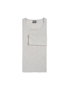 101 Fine Stripe, Grey/Offwhite