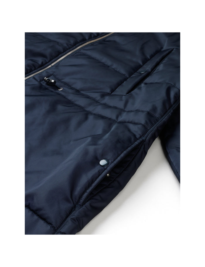 Bomber Nylon Craft, Dark Navy