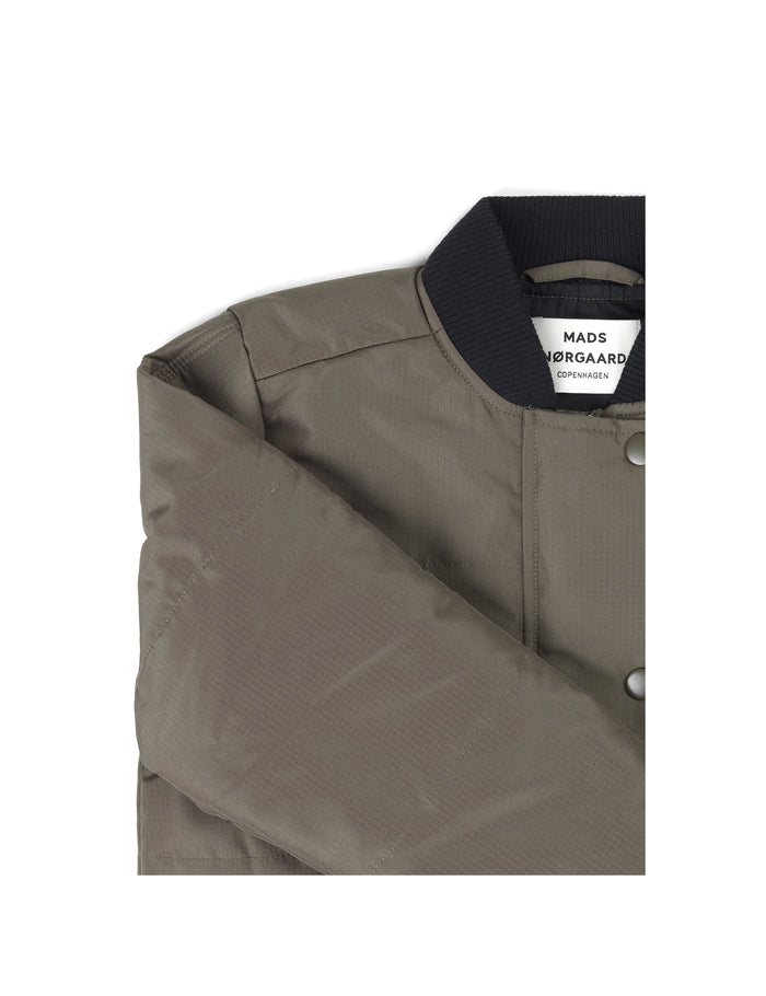 Ripstop Quilt Campini, Army Brown
