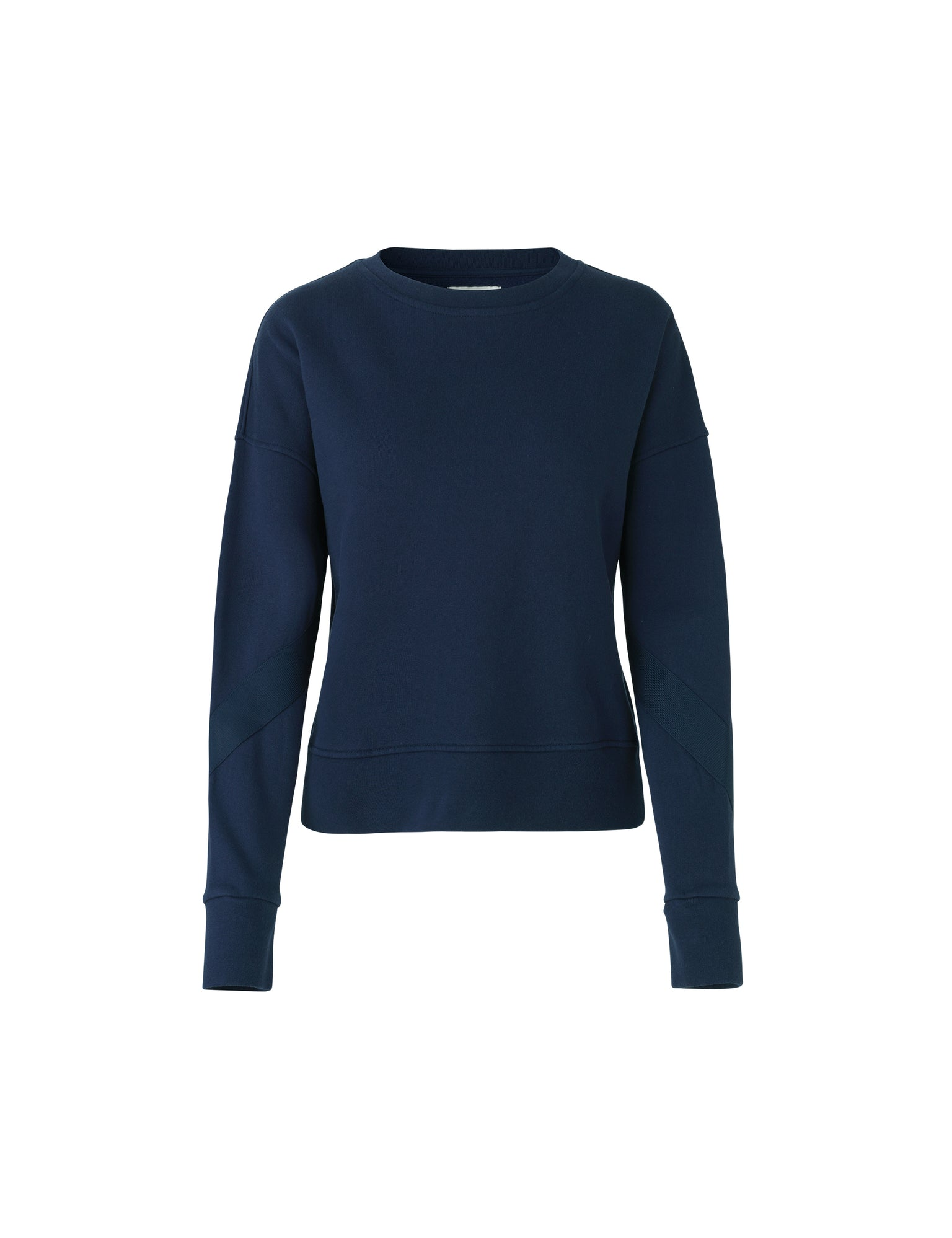 Organic sweat Tilva, Navy