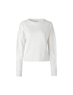 Organic sweat Tilva, Off White