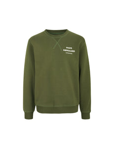 You added <b><u>Logo Sweat Crewneck, Rifle Green</u></b> to your cart.