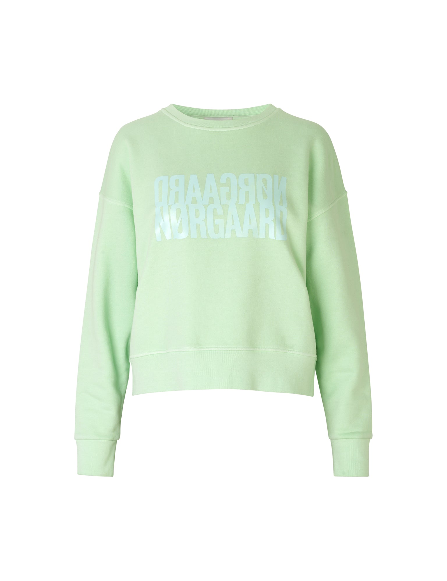 Organic Sweat Tilvina P, Pastel Green