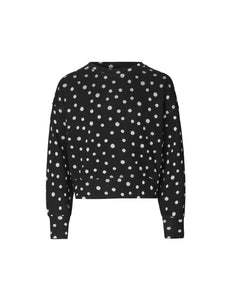 You added <b><u>Jacquard Dot Tilina, Black/Ecru</u></b> to your cart.
