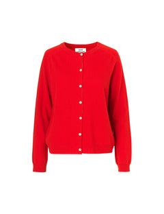 Cosy wool Cimona, Red