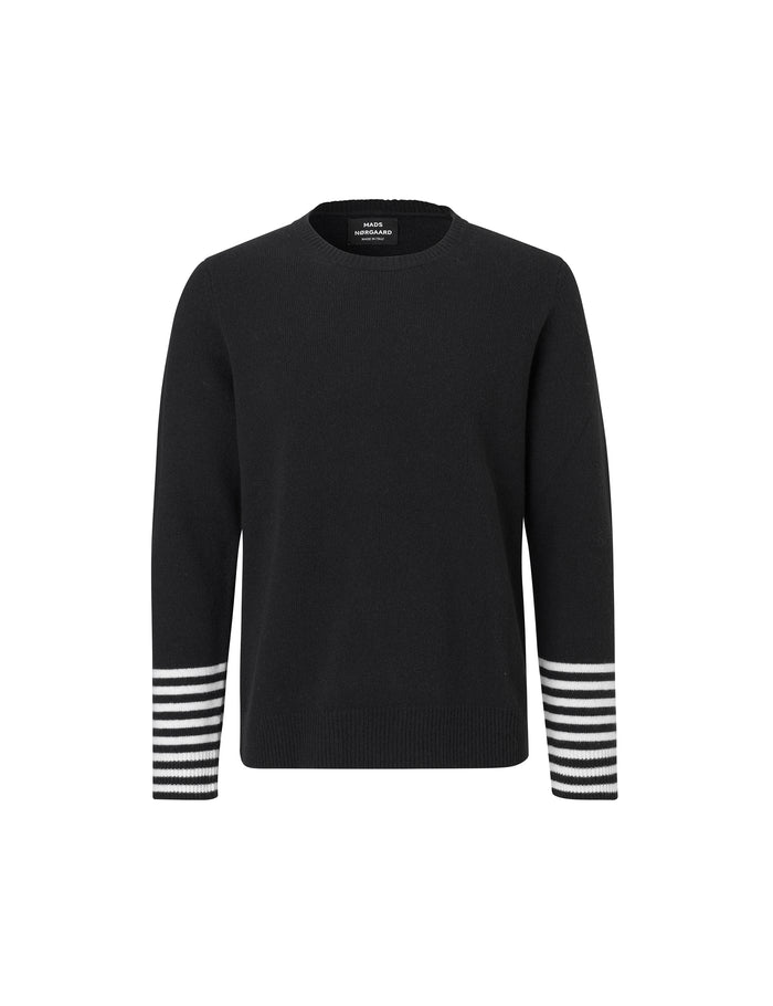 Firenze Kenny Stripe, Black
