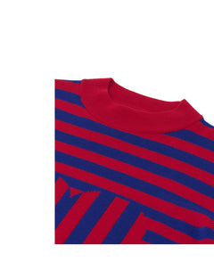 Merino group Komilla, Blue/Red