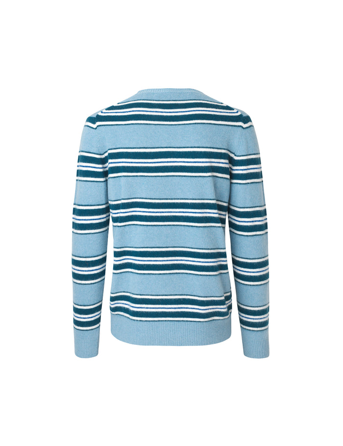 Sola Kenny Block, Faded Denim Stripe