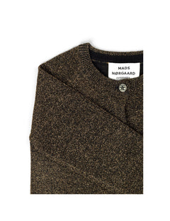 Wool Lurex Carmbino, Gold