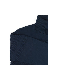 100% Wool Klemens Five, Navy