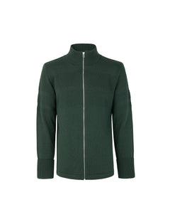 100% Wool Klemens Zip, Mountain View